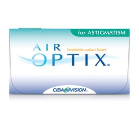 Lentilles de contact Air Optix pour astigmatisme