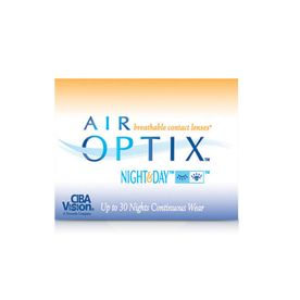 Lentilles de contact Air Optix Night & Day